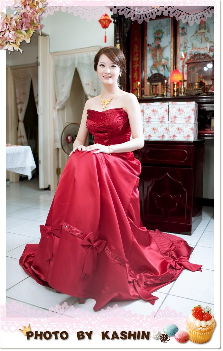 2013新娘晚礼服发型 新娘晚礼服发型图片